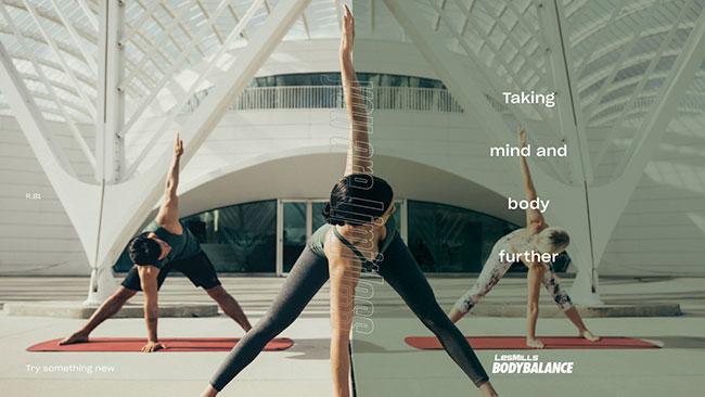 Les Mills Body Balance Classes