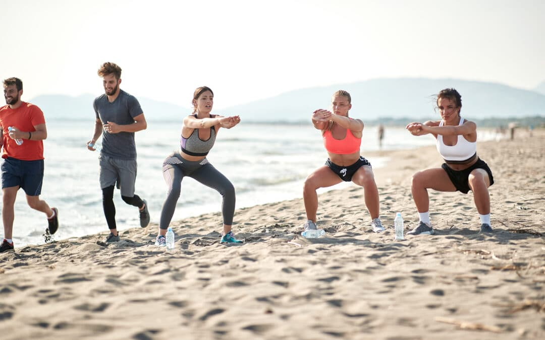 New Outdoor Exercise Classes in North Shields